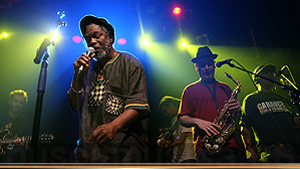 HORACE ANDY & THE HOMEGROWN BAND