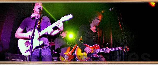 CHUCK PROPHET & THE SPANISH BOMBS