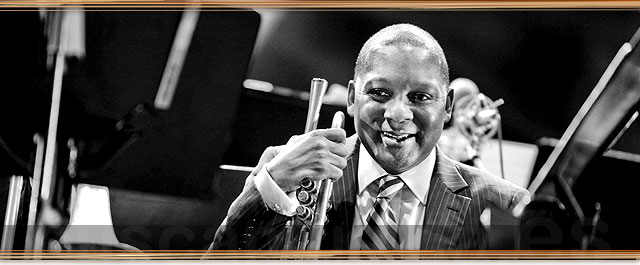 WYNTON MARSALIS & THE JAZZ AT LINCOLN CENTER...
