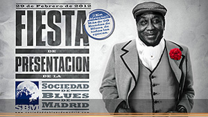 SOCIEDAD DE BLUES DE MADRID