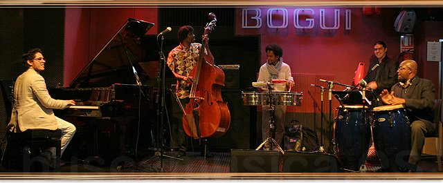 CUBAN JAZZ QUINTET