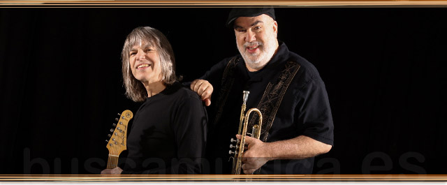 MIKE STERN & RANDY BRECKER